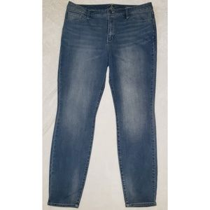 "MIRACLE JEANS ""Divine Skinny"" Women's Sz 14"